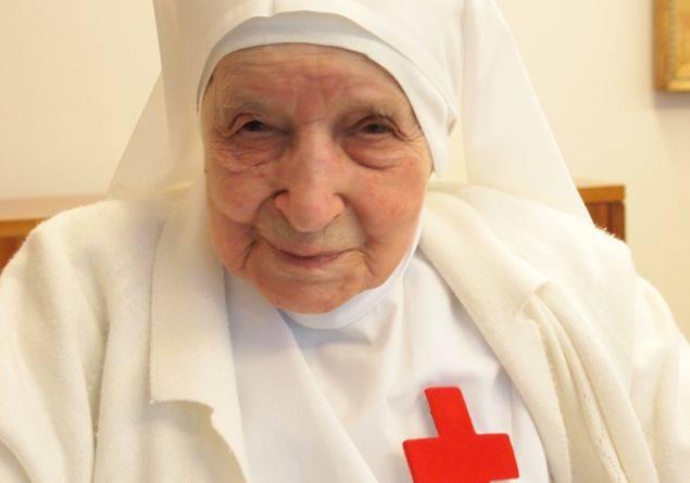 Suore - Suor Candida Bellotti 108 anni