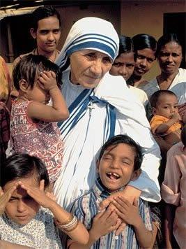 Madre Teresa di Calcutta 2