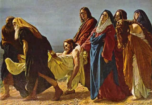 Gesù deposto - ciseri-antonio-deposizione-di-gesu-artfond