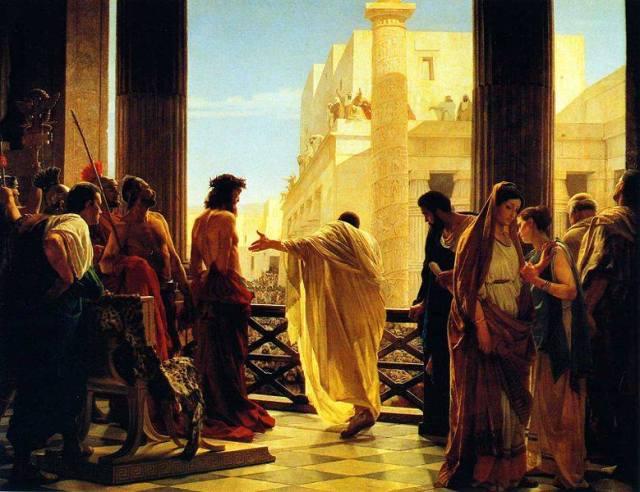 Gesù - Ecce homo