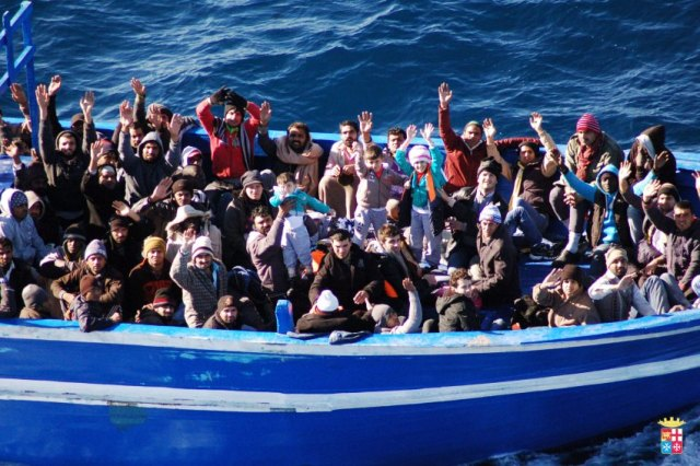 ITALY-SEA-REFUGEES-IMMIGRATION