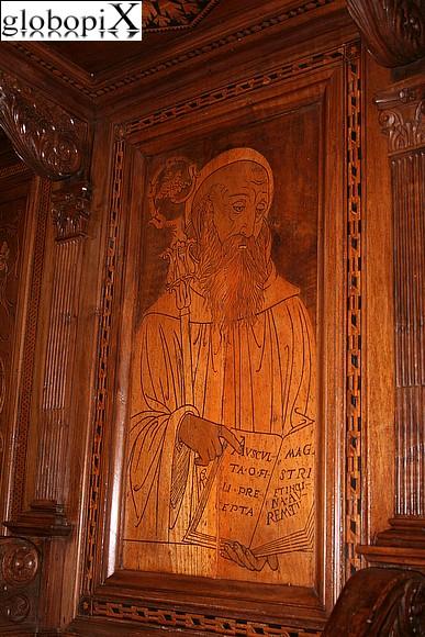 San Benedetto abate - Ausculta