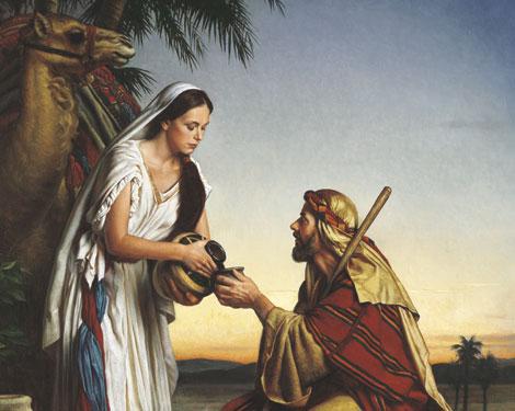 Isacco e rebecca 2