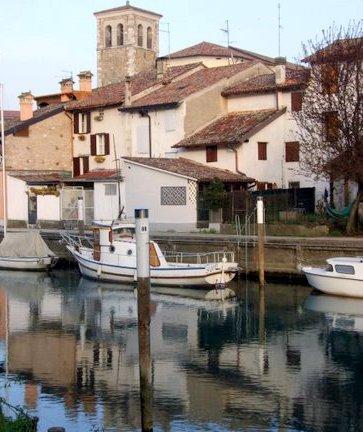 Cervignano del Friuli - Lung'Aussa