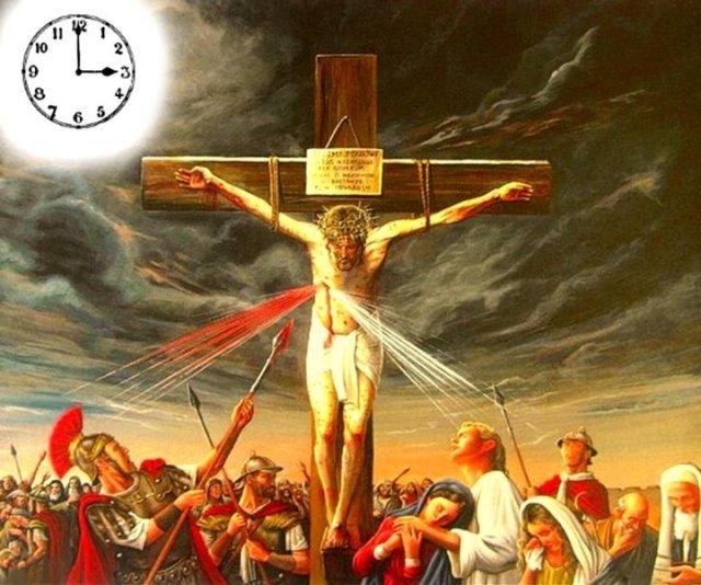 Crocifisso - passione