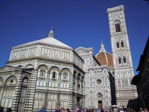 Firenze - Cattedrale e battistero