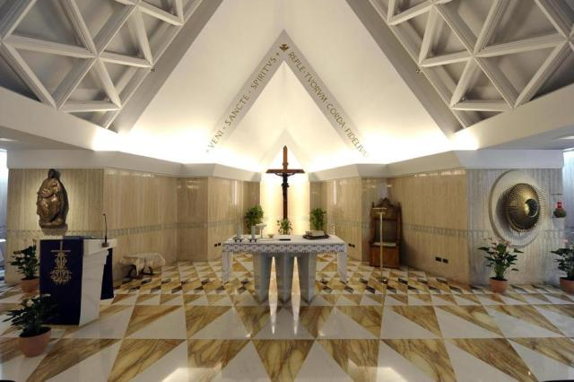 Papa Francesco - Messa a Santa Marta 32