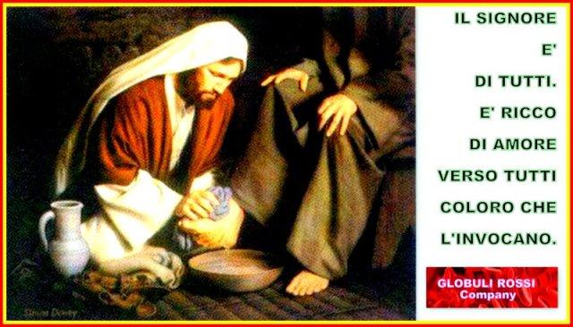 1-Gesù - Lavanda dei piedi1