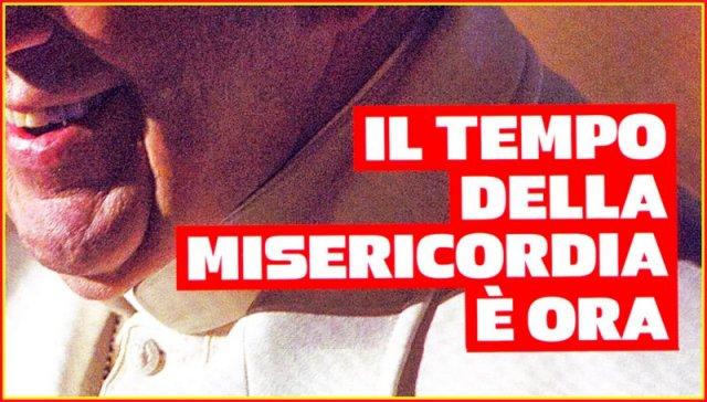 1-Papa Francesco misericordia