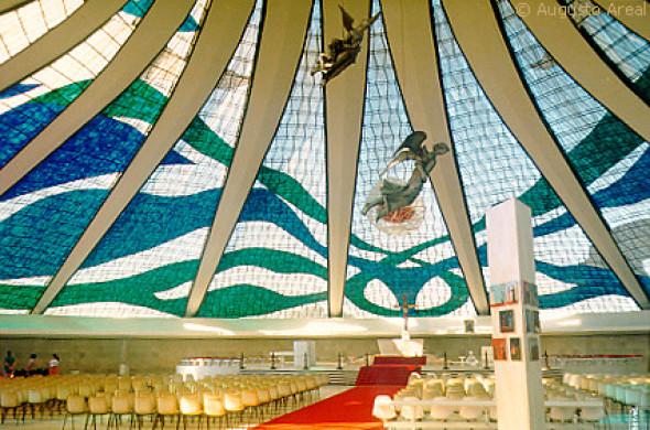 Brasilia - cattedrale