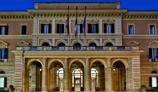 Policlinico - Roma - facciata