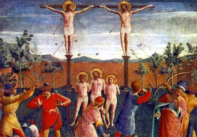 Cosma Damiano martiri