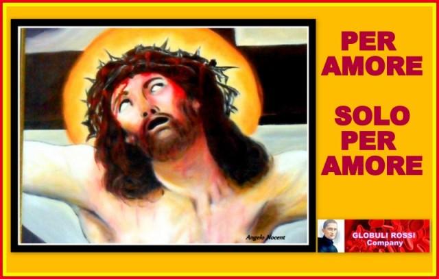 Madonna delle Assi - Crocifisso di Angelo Nocent