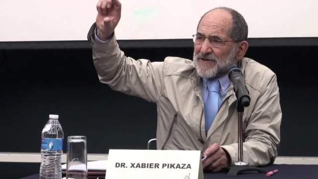 Xabier Pikaza 1