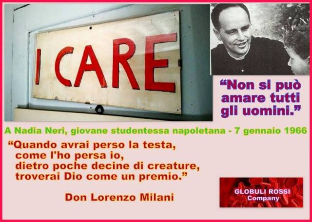 Don Milani - I care