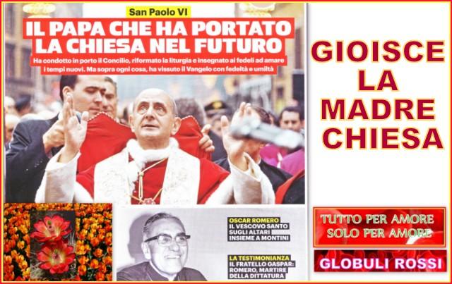 1-Paolo VI santo